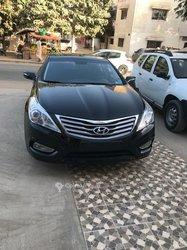 Location Hyundai Grandeur