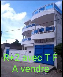 Vente Villa 7 Pièces 371 m² - Cotonou