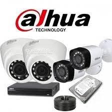 Camera de surveillance kit 4