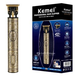 Tondeuse rechargeable  Kemei