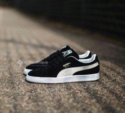 Chaussures Puma Suéde