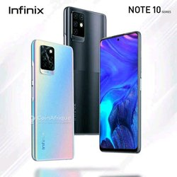 Infinix Note 10 Pro - 128 Go