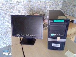PC Bureautique HP LE190W core i2