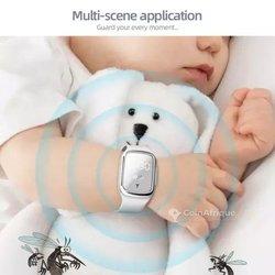 Montre anti moustique électrique et chargable