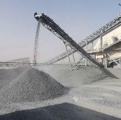 Béton basalte