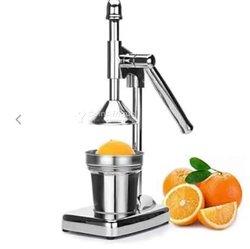 Machine à jus manuelle