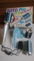Brosses cheveux rotative