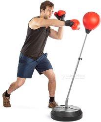 Punching ball adulte ajustable