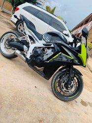 Honda CBR 650F ABS 2019