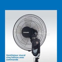 Ventilateur Sonashi