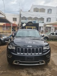 Jeep Grand  Cherokee Overland 2015