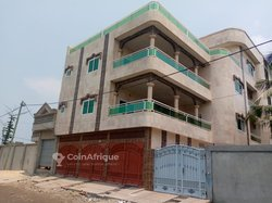 Vente immeuble R+3 - Agblangandan Cotonou