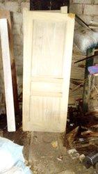 Porte en bois