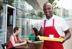 Demande d'emploi - Serveur