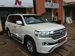 Location  Prado Land Cruiser V8