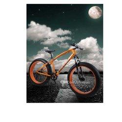 """Vélo Fat Bike pliable 26"""" tout-terrain"""