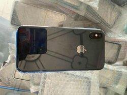Apple iPhone X simple - 64Go