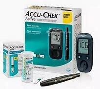 Glucométre Accu Check