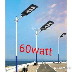 Lampadaire solaire 60w