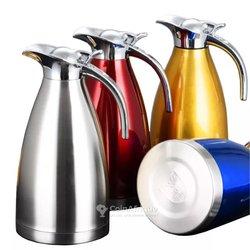 Bouilloire a café en acier inoxydable