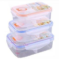 Bol conservation de repas - plastique