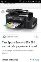 Imprimantes Epson A4