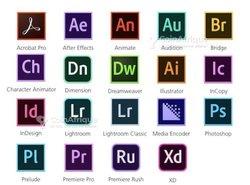 Installation logiciels Adobe Complet