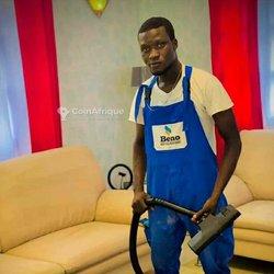 Service de  nettoyage et d'entretien général