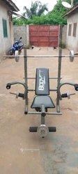 Machine de musculation - 35kg de masse
