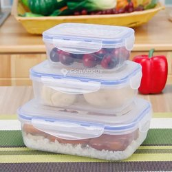 Bols de conservation repas - 3 pièces