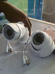 Caméra de vidéo surveillance AHD
