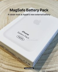 Charger iphone Magsafe