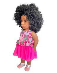Poupée africaine Princesse Meli