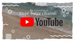 Création de Chaîne Youtube