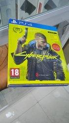 Jeux vidéos PlayStation 4 - Cyberpunk