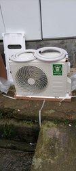 Climatiseur Inverter Westpoint - 3CV