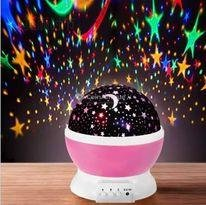Projecteur en étoile lumineuse LED 3d