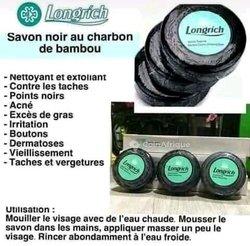 Savon bio Longrich
