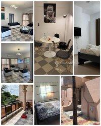 Location appartement meublé 3 pièces - Akpapa