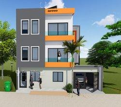 Conception de plan des bâtiments