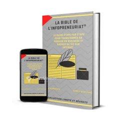 Livre - La bible de l'infroentrepreneuriat