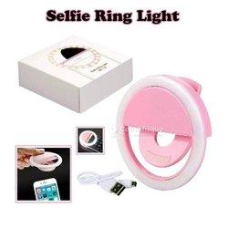 Selfie ring ligth
