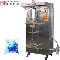 Machine à couper - Sachets eau