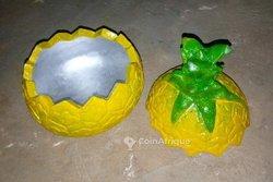 Soupière ananas