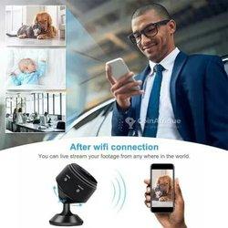 Mini caméra de surveillance à distance