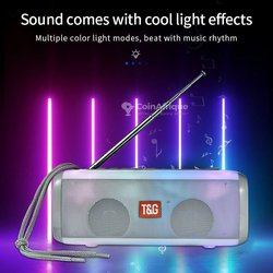 Speaker bluetooth T&G