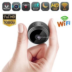 Camera wifi Ip full aimant