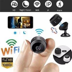 Caméra IP Wi-Fi HD aimant