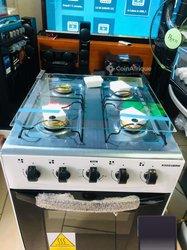 Cuisinière à four Kryster - 4 feux