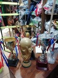 Trophées de sport